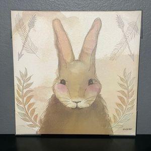 Rabbit 🐇 Portrait 15X15
